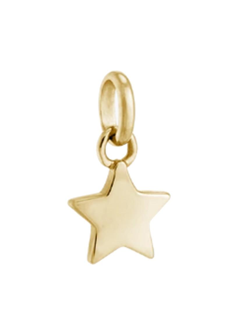KIRSTIN ASH Bespoke Star Charm - Gold main image