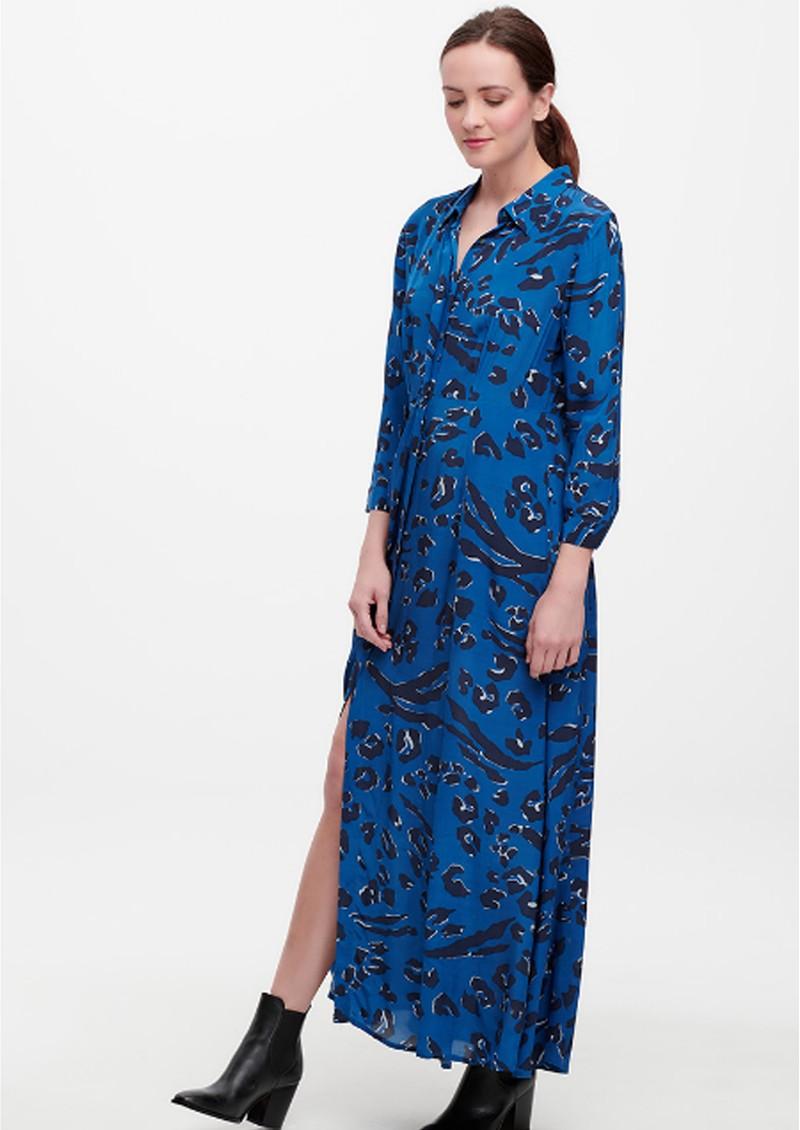 Mercy Delta Rosedene Dress - Leo Ocean main image