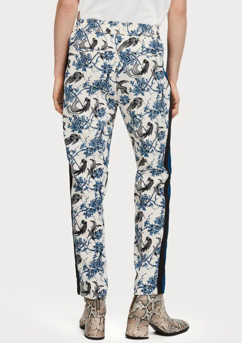 Maison Scotch Side Panel Tapered Trouser - Combo X  main image