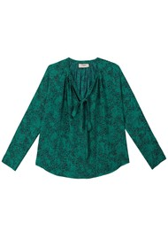 Pyrus Annie Long Sleeve Blouse - Tiny Animal