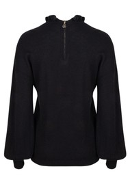 DANTE 6 Theia Sweater - Raven