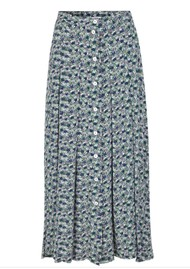 SAMSOE & SAMSOE Cinda Skirt - Forget Me Not