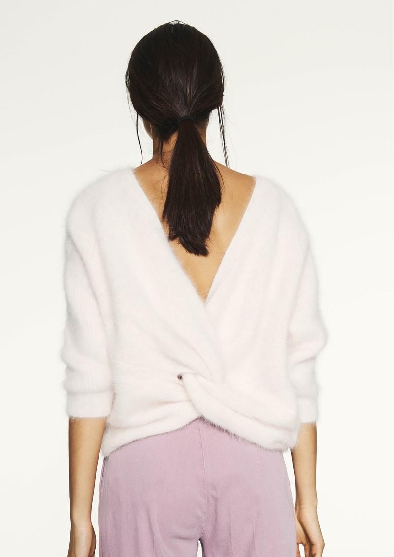 Ba&sh Barmy Jumper - Pink main image