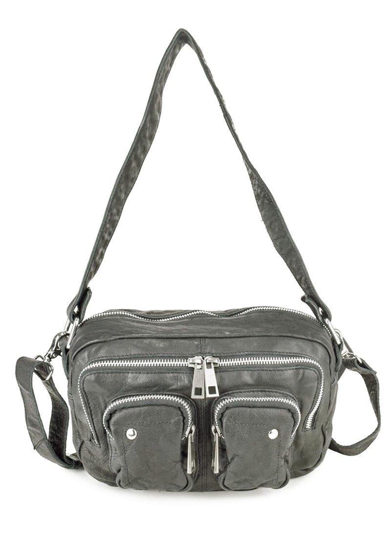 NUNOO Ellie Washed Leather Bag - Rock main image