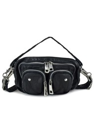 NUNOO Helena Washed Leather Bag - Black