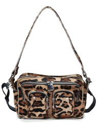 NUNOO Ellie Hair-On Bag - Leo
