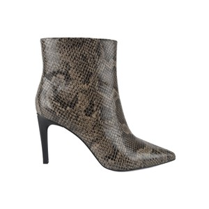 Bianca Bis Python Boot - Taupe