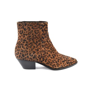 Future Suede Boots - Leopard