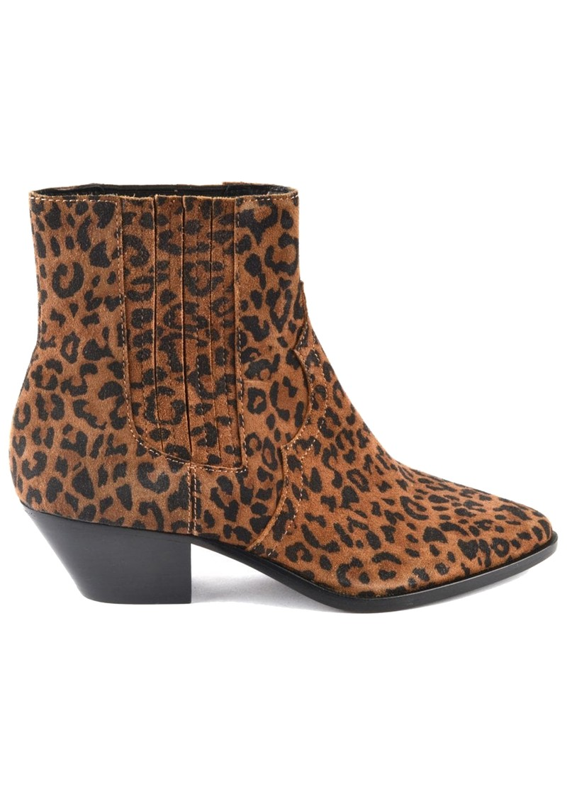 Future Suede Boots - Leopard main image