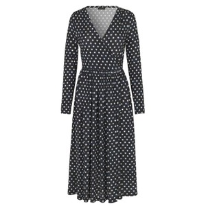 Alina Jersey Dress - Stars