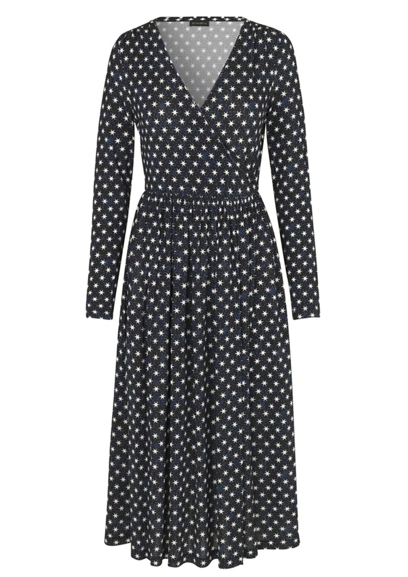 STINE GOYA Alina Jersey Dress - Stars main image