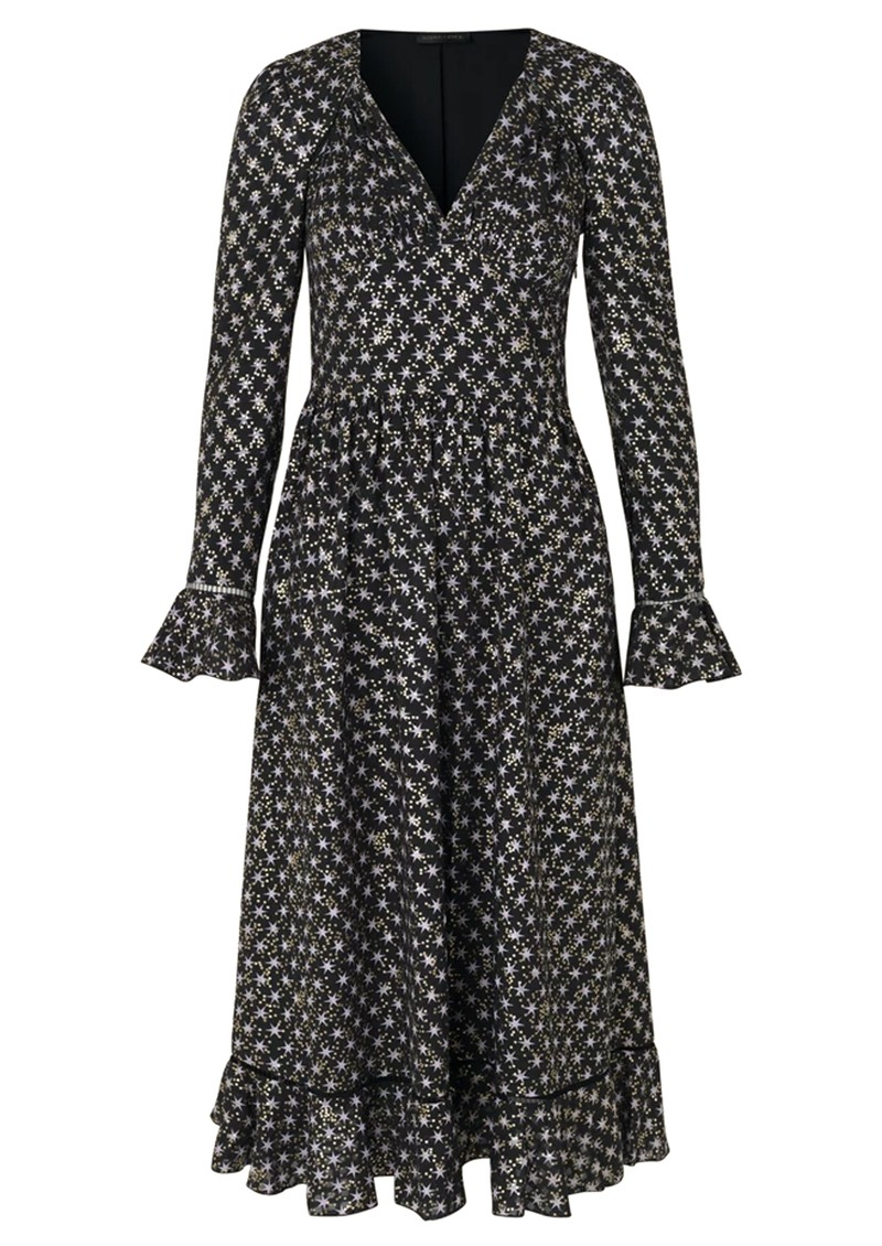 STINE GOYA William Dress - Stars Black main image