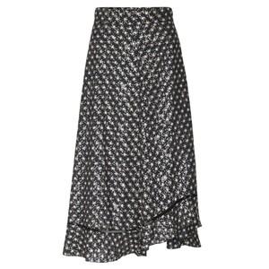 Marigold Skirt - Black Stars
