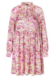 STINE GOYA Jasmine Dress - Swans Rose