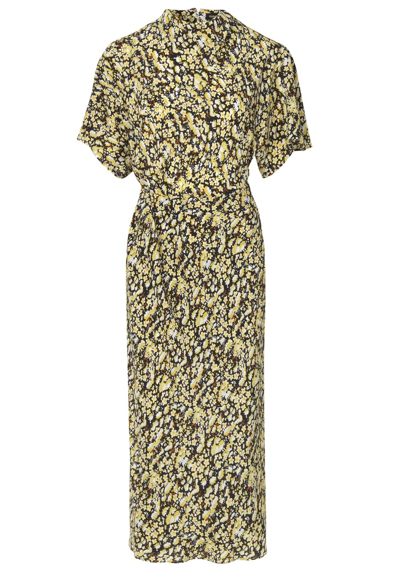 STINE GOYA Rhode Dress - Meadow Black main image