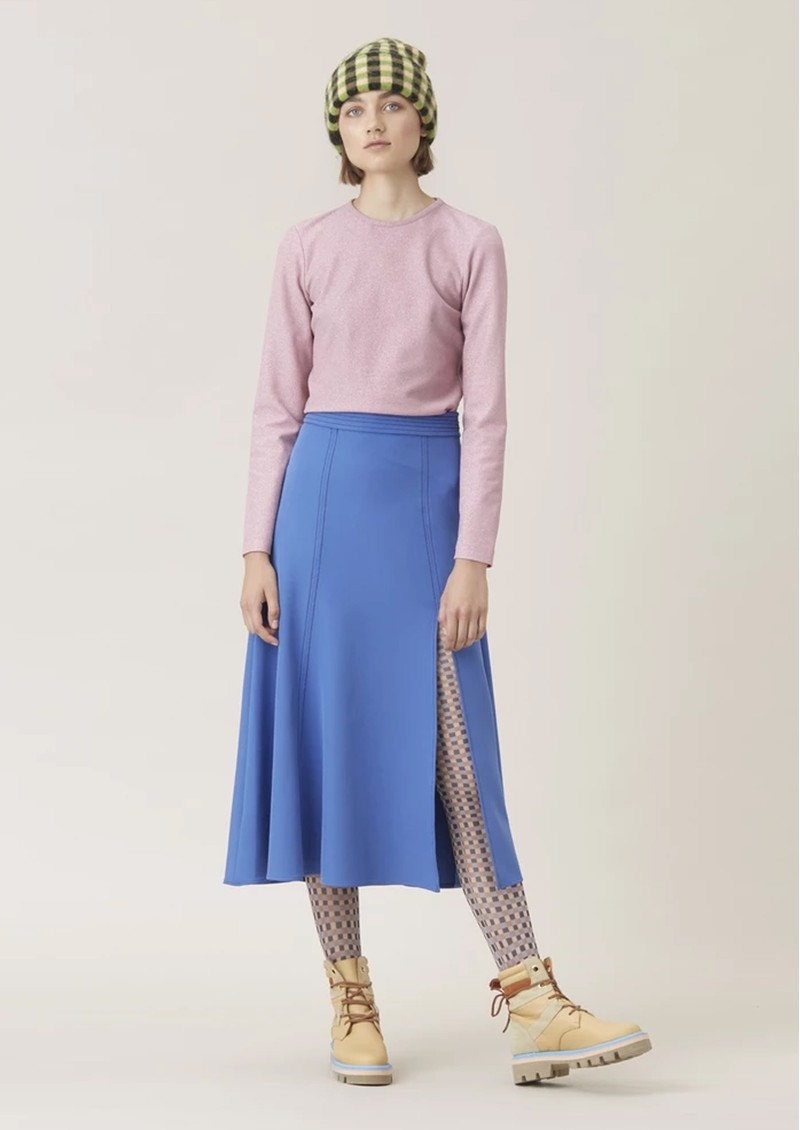 Jada Skirt - Blue main image