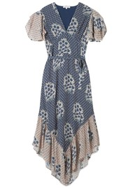Lily and Lionel Drew Dress - Batik Star