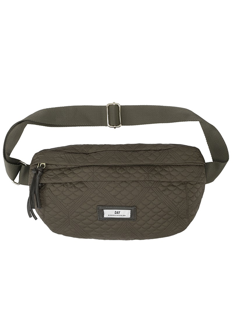DAY ET Day Gweneth Quilted Topaz Bum Bag - Ivy Green  main image