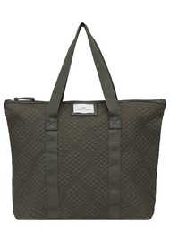 DAY ET Day Gweneth Quilted Topaz Bag - Ivy Green