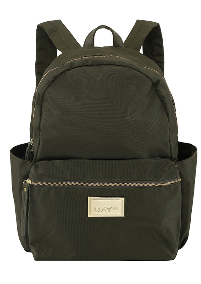 DAY ET Day Gweneth Luxe Back Pack - Ivy Green main image
