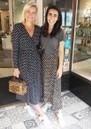 STINE GOYA Alina Jersey Dress - Stars