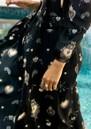 STARDUST Vivian Heart Dress - Black & Nude
