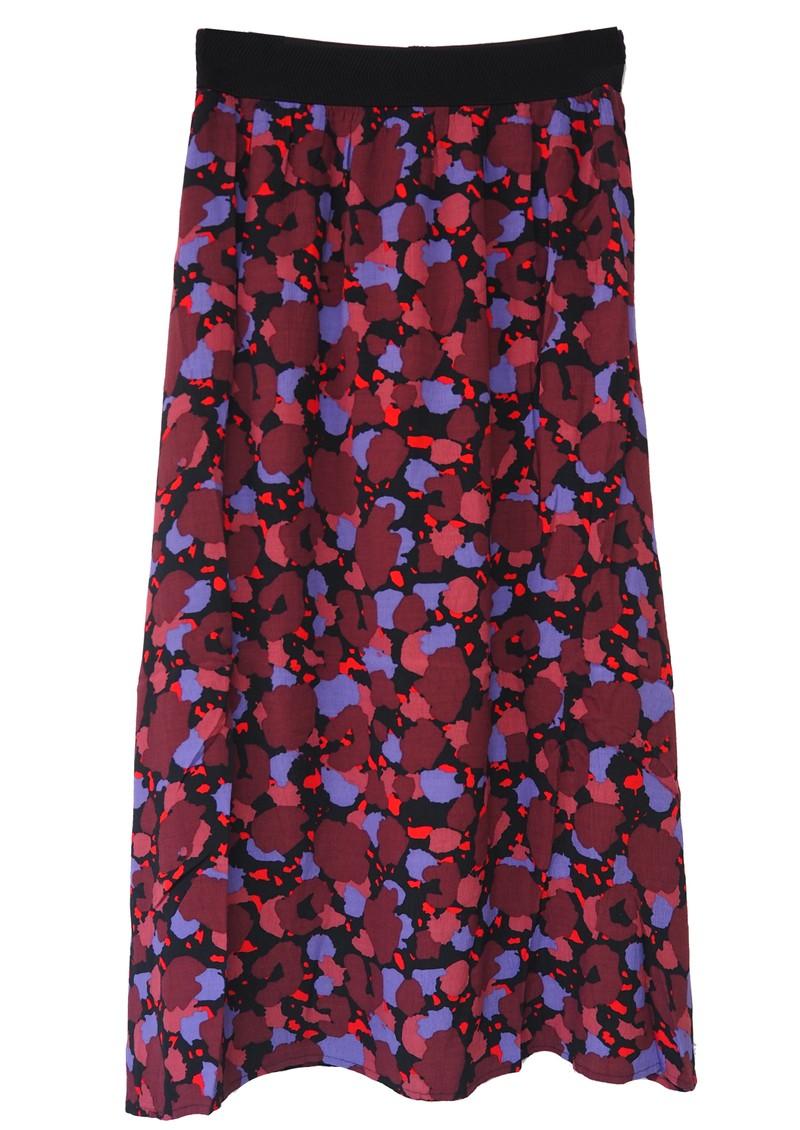 CUSTOMMADE Gula Skirt - Anthracite Black main image