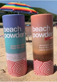 BEACH POWDER Beach Powder Sand Removing Powder - Shimmer