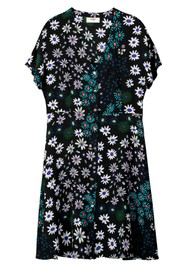 Pyrus Francine Silk Dress - Crazy Daisy