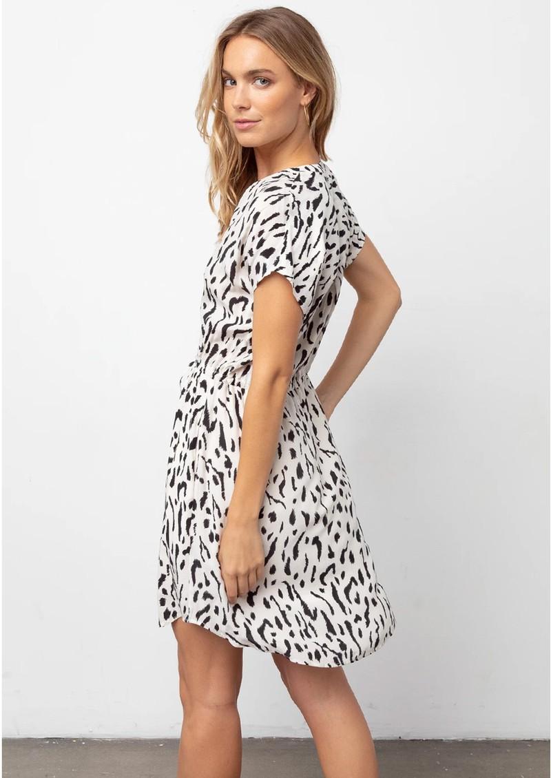 Rails Jaylin Dress - Ivory Cheetah main image