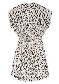Rails Jaylin Dress - Ivory Cheetah