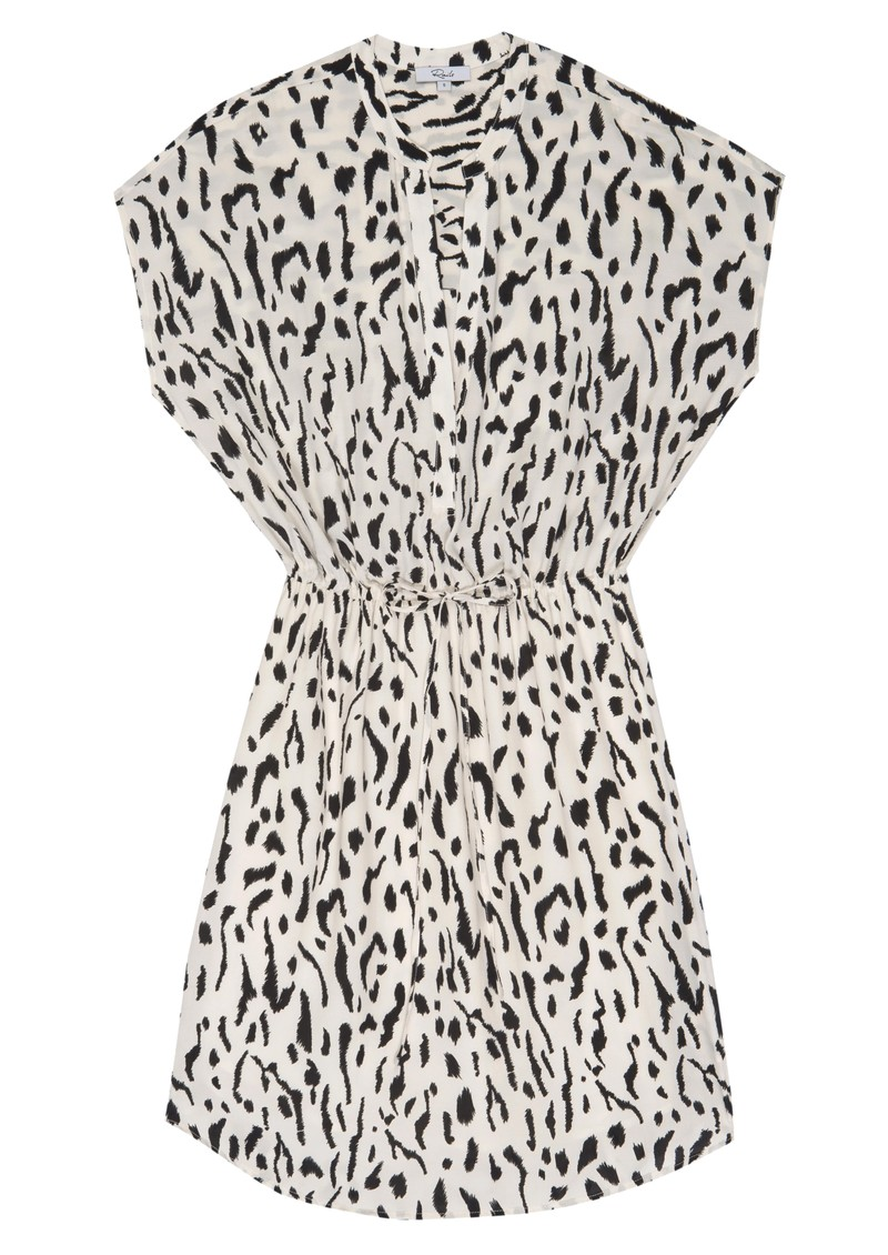 Rails Jaylin Dress - Ivory Cheetah main image