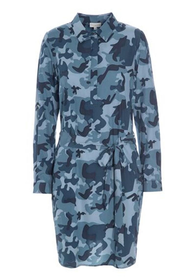DEA KUDIBAL Mette Dress - Marble Blue main image