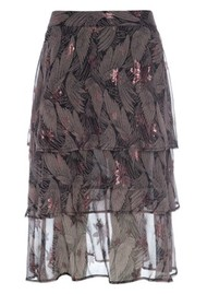 DEA KUDIBAL Ronja Exclusive Skirt - Wings Rose Gold