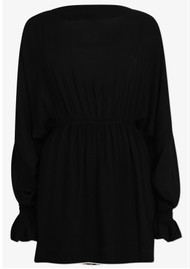 BAUM UND PFERDGARTEN Aemiley Dress - Black