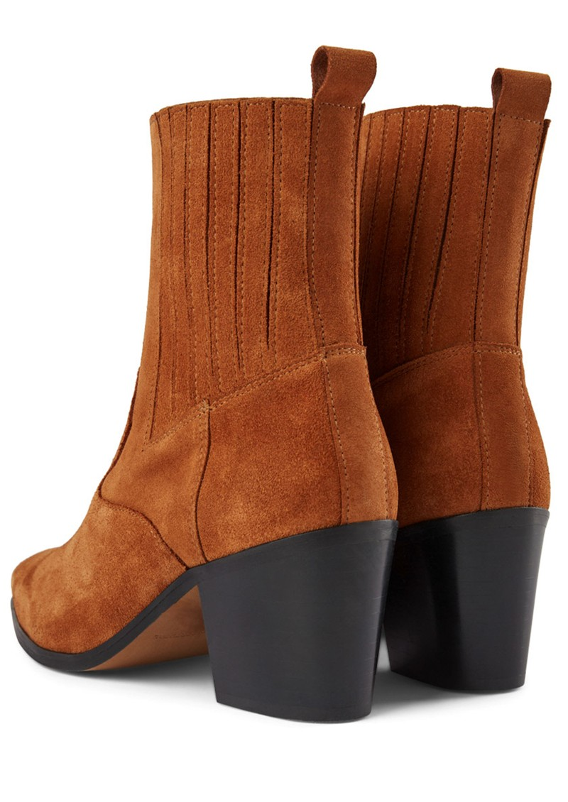 SHOE THE BEAR Georgia Chelsea Boot - Tan main image
