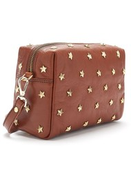 MERCULES Dixie Cross Body Bag - Brown