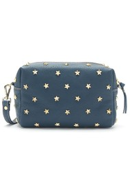 MERCULES Exclusive  Dixie Cross Body Bag - Dark Blue