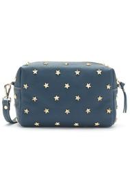 MERCULES Exclusive  Dixie Cross Body Bag - Dark Blue