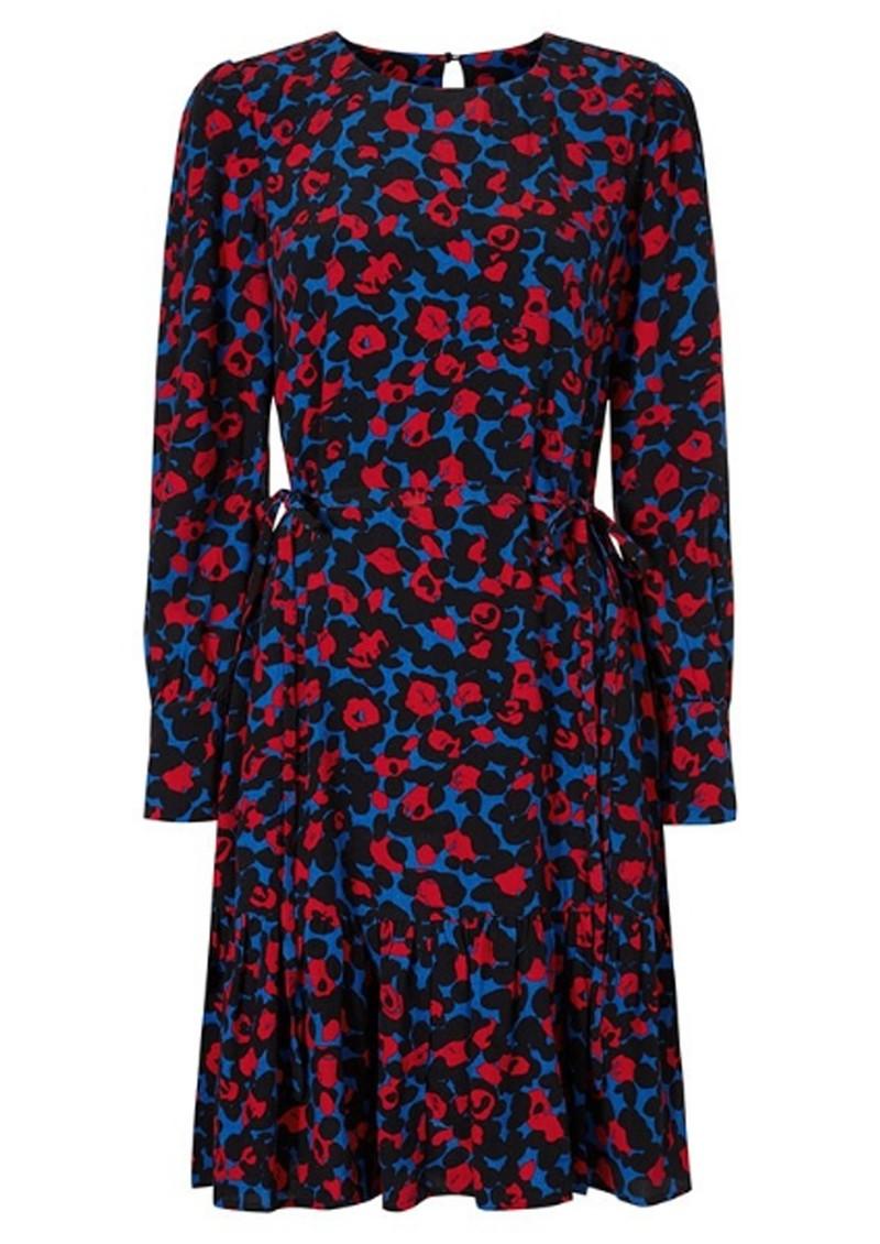 FABIENNE CHAPOT Bonnie Dress - Lusty Leopard main image