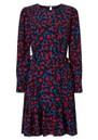 FABIENNE CHAPOT Bonnie Dress - Lusty Leopard