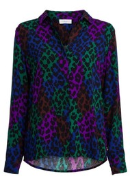 FABIENNE CHAPOT Perfect Blouse - Patchy Leopard