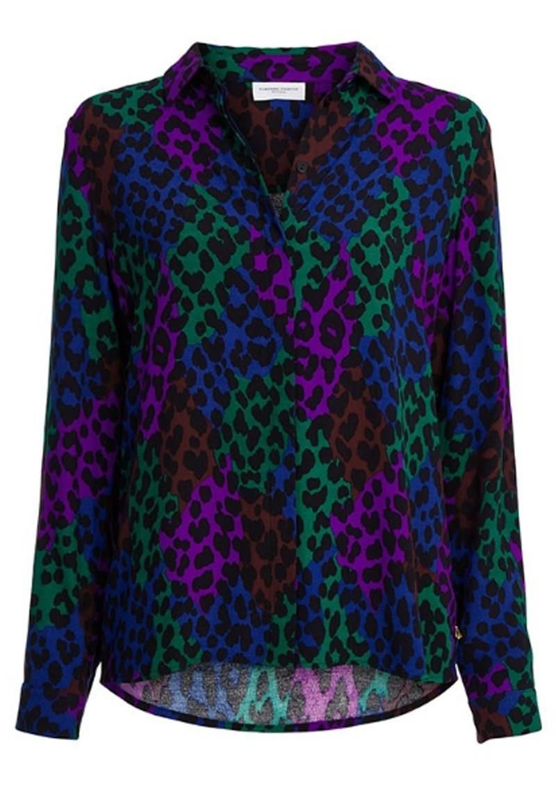 FABIENNE CHAPOT Perfect Blouse - Patchy Leopard main image