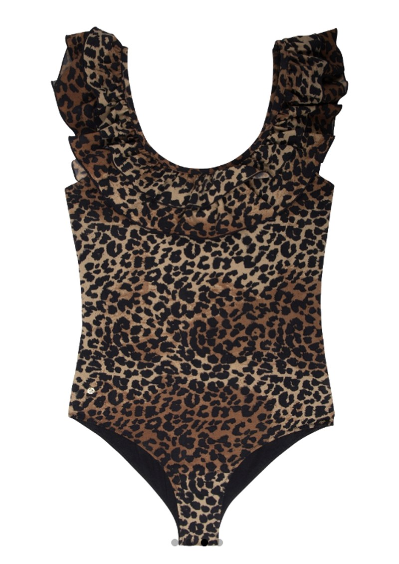 LOVE STORIES Ruby Bathing Suit - Leopard main image