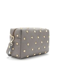 MERCULES Exclusive Dixie Cross Body Bag - Dark Grey