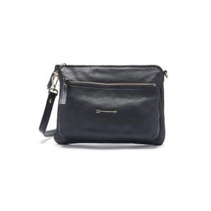 Bugsy Arrow Bag - Black