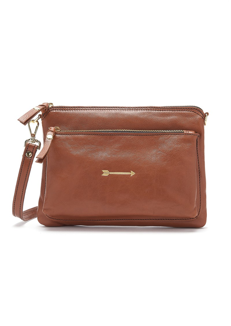 MERCULES Bugsy Arrow Bag - Brown main image