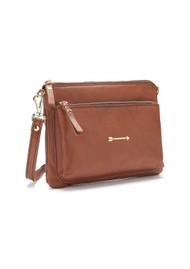 MERCULES Bugsy Arrow Bag - Brown