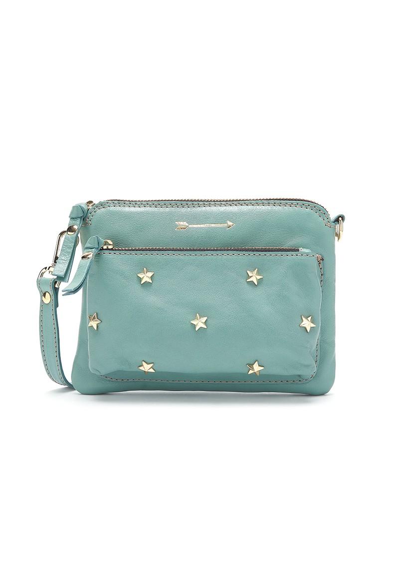 MERCULES Bugsy Small Stars Bag - Green  main image