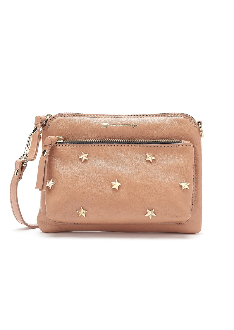 MERCULES Bugsy Small Stars Bag - Camel main image